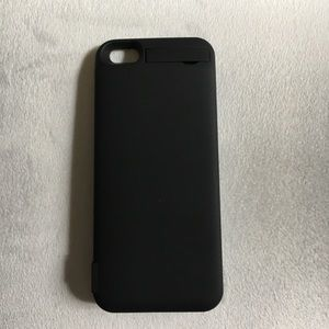 Rechargeable battery case for iPhone 5- NEVER USED
